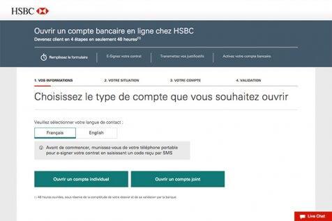 screen site dco hsbc troispointzero