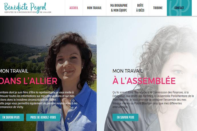 screen site benedicte peyrol troispointzero