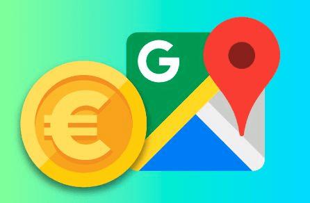 google-map-payant